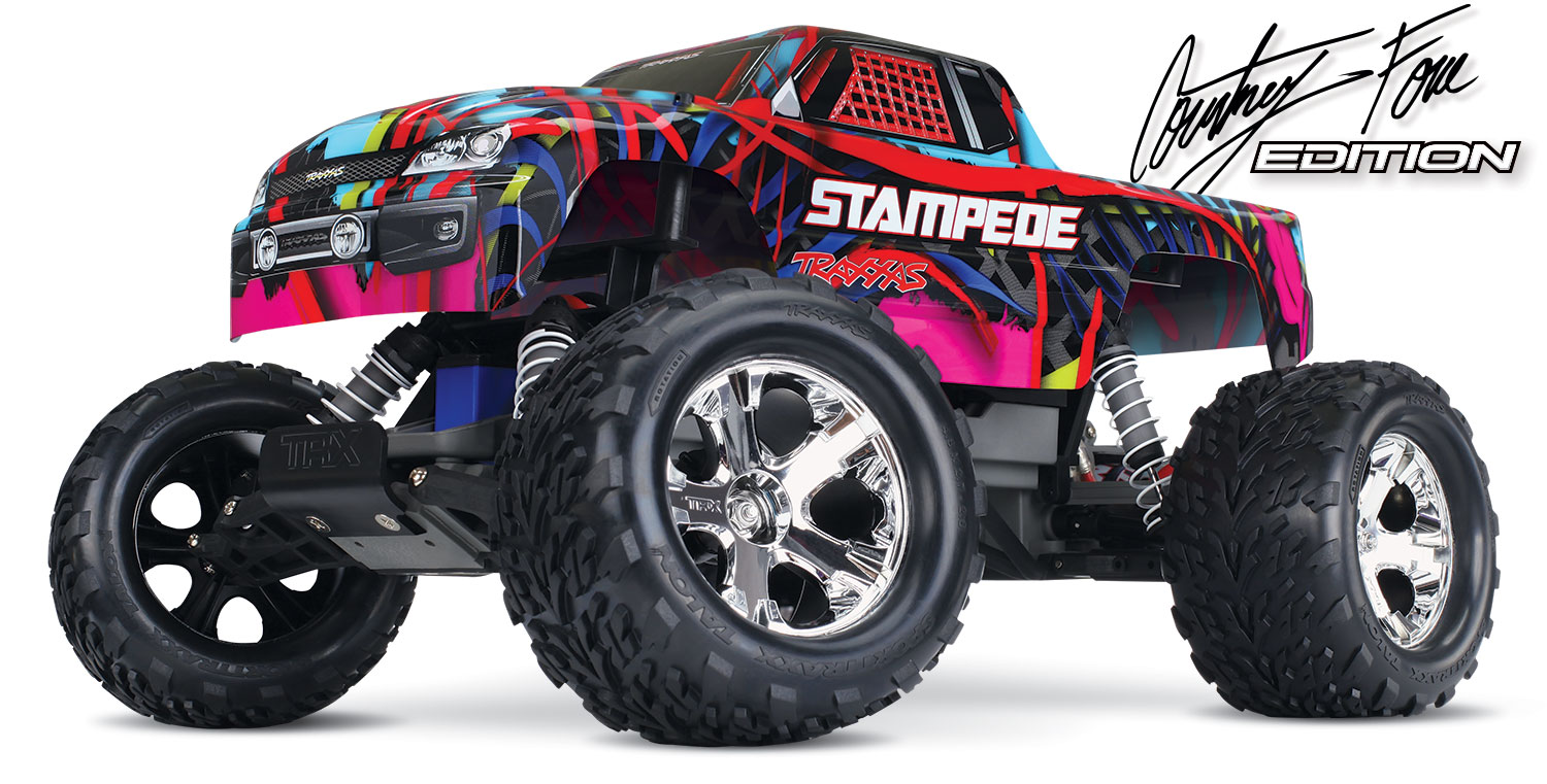 Stampede Courtney Force Edition