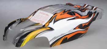 Rustler ProGraphix Body Set w/Decal Sheet