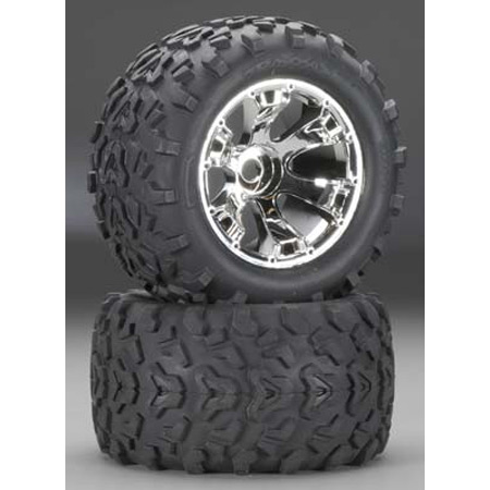 Geode Chrome Wheels,T-Maxx Tires(2):Rev 3.3(5309)