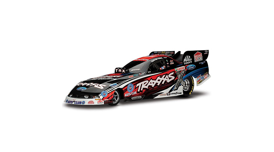 1/8 NHRA Funny Car RTR w/4-Channel 2.4 Tqi Radio