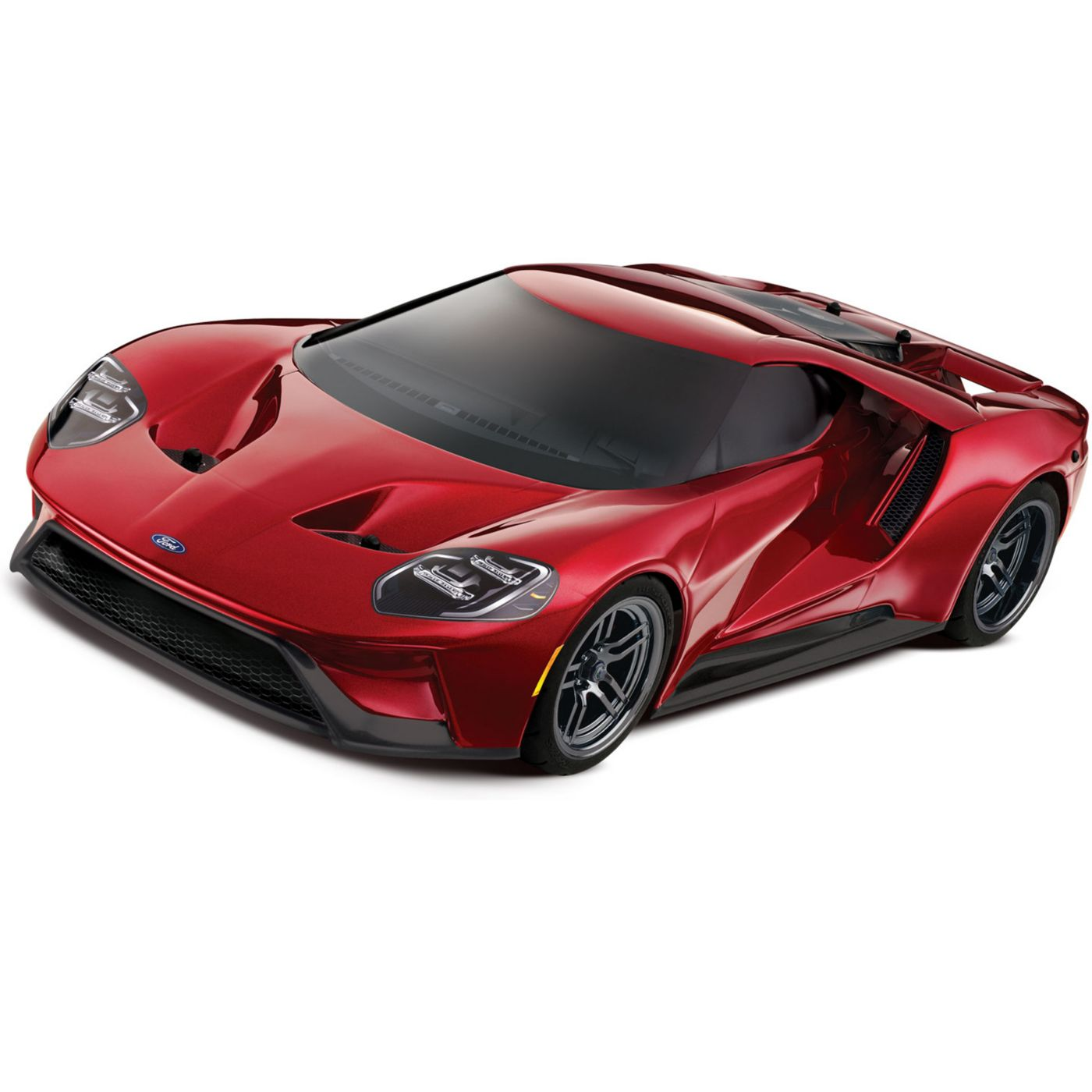 1/10 Scale Ford GT AWD Supercar RTR with XL-5 and TSM, Liquid Re