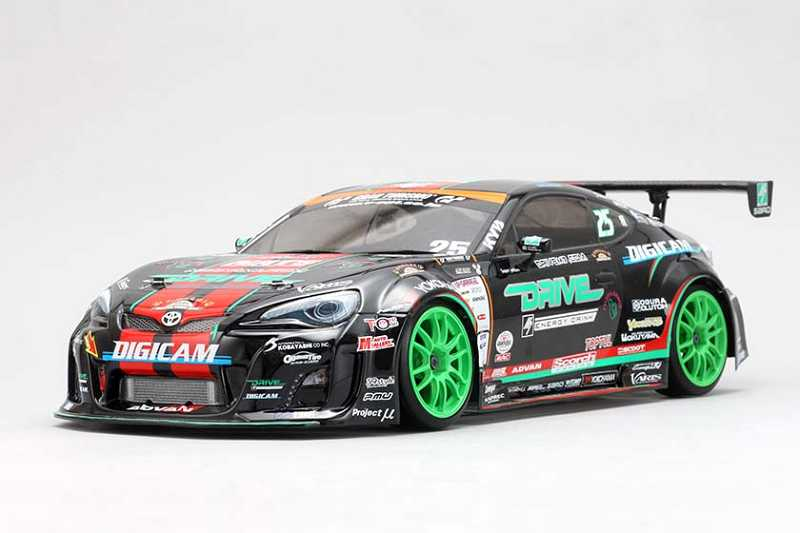 DRIVE M7 ADVAN MAX ORIDO Racing 86