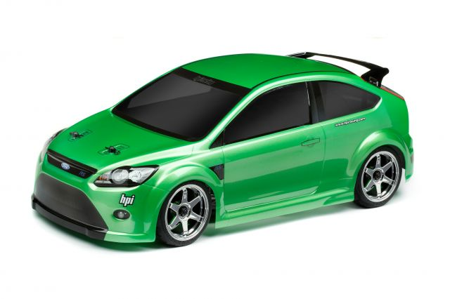 Ford Focus RS Clear Body 200mm