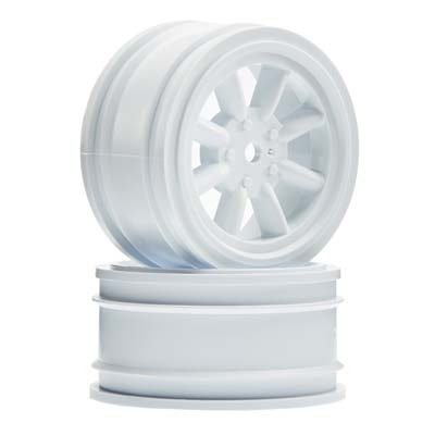VTA Front Wheels White 26mm VTA Class