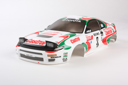 Castrol Celica '93 - Monte Carlo Rally Winner Body Set