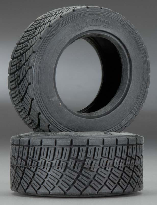 WR8 Rally Off-Road Tire Red Compound (2)