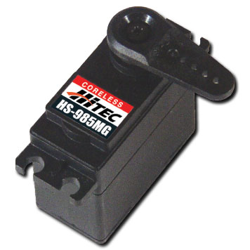 HS-985MG Coreless Ultra Torque HD MG Servo