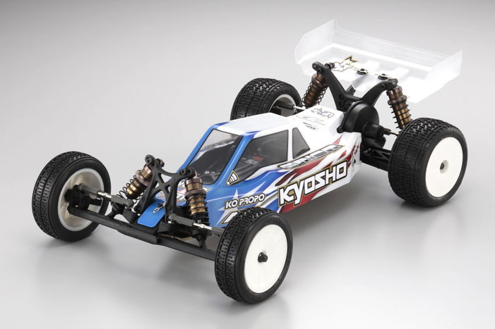Ultima RB6 2WD Competition Buggy