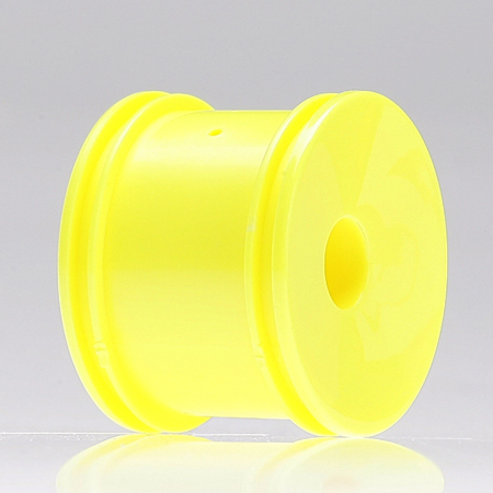 Rear Wheels, Yellow (pr): Mini-T