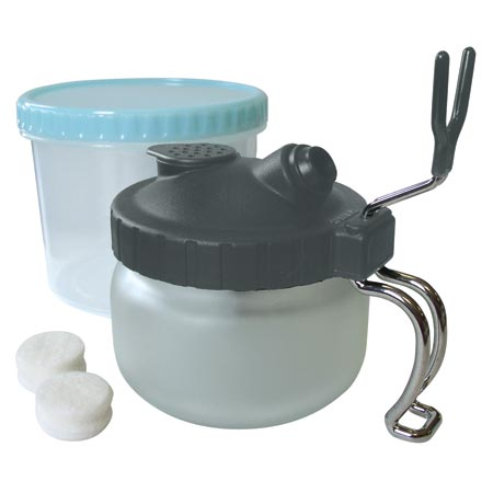 Faskolor Airbrush Cleaning Pot