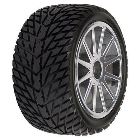 Road Rage 2.8',30 Series Street Tire (2)