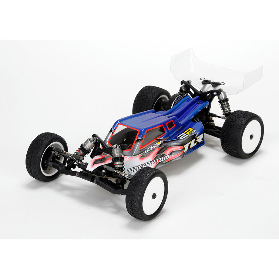 22 3.0 mm Race Kit:1/10 2WD Buggy